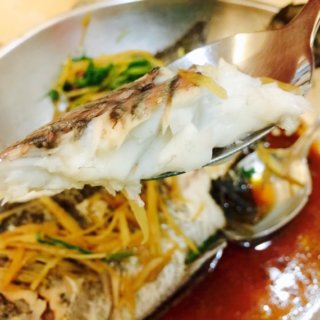 The Perfect Cantonese-Styled Steamed Whole Fish Recipe
