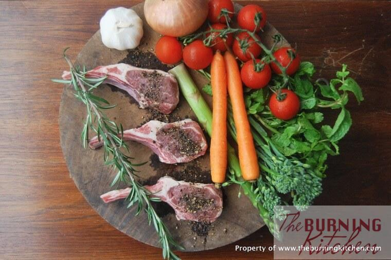 30-Minute Rosemary Lamb Cutlet: No time to roast a whole leg of lamb? Try this quick and easy alternative for your lamb fix! Pan-fried lamb cutlets don't need much seasoning and take only 6 minutes to pan fry!