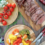Christmas Roast Beef Part 2: Christmas is a time for celebrating God's love with family, and what better way to bring the whole family together than over a delicious cut of Roast Beef Tenderloin? This recipe is simple, fuss-free and still looks gorgeous, so hope you will try it out this Christmas!