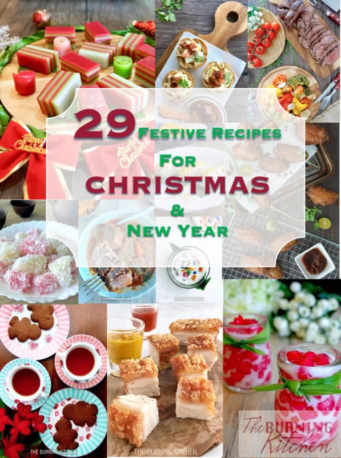29 Festive Potluck Recipes for Christmas and New Year