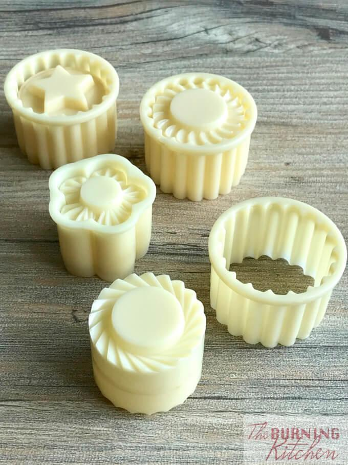 Pineapple Tart Cookie Cutters