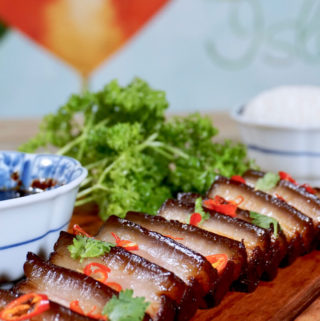 Assam Braised Pork Belly