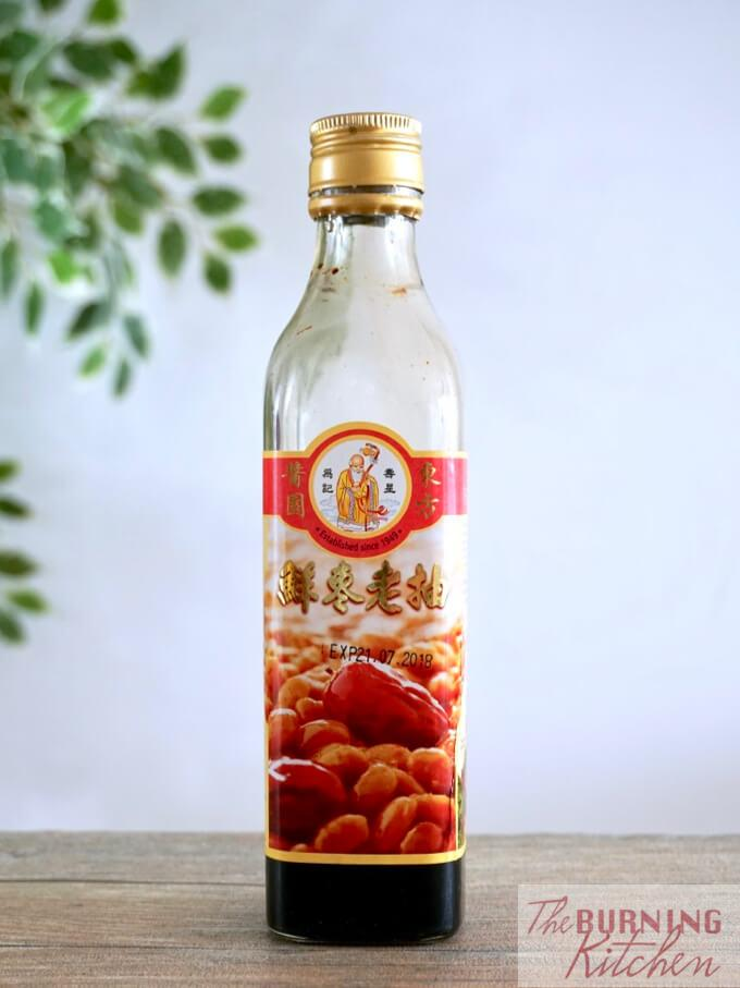 Tong Foong Red Date Thick Soy Sauce