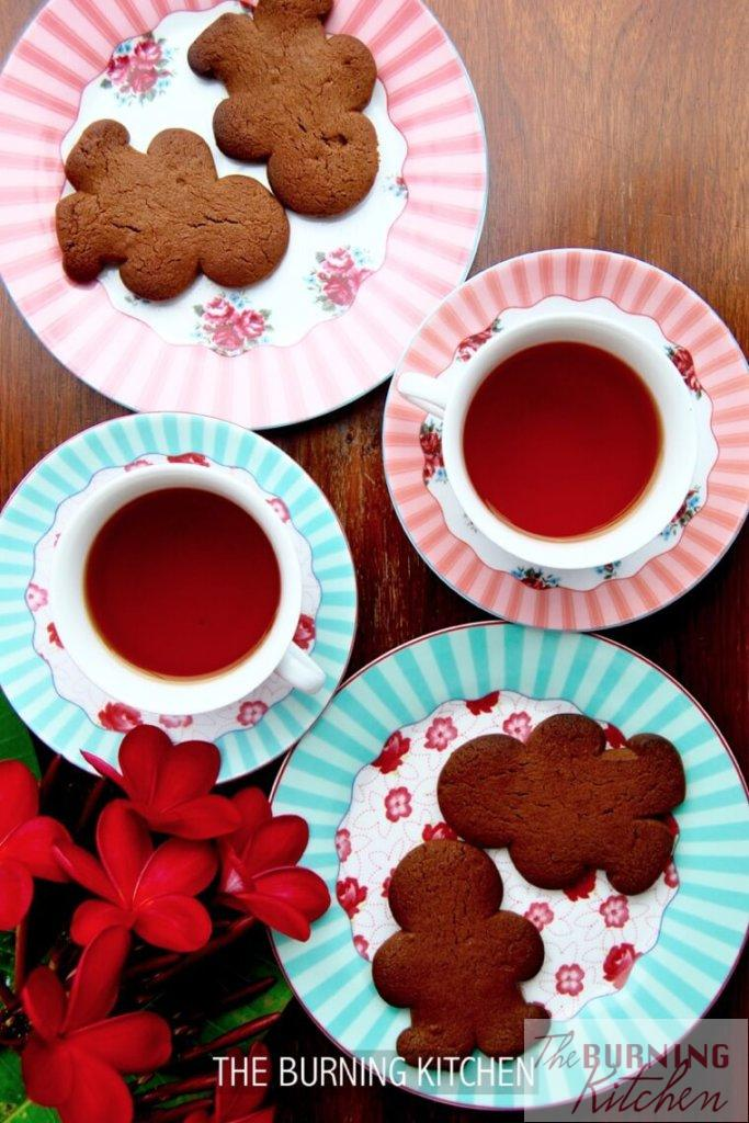 Soft and Chewy Gingerbread