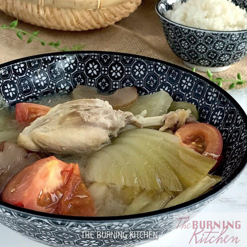 Salted Vegetable Duck Soup (咸菜鸭汤 or Kiam Chye Ark): This savoury Chinese soup cooked with salted mustard green and fresh whole duck is very popular duringfestive occasions and special gatherings - it is a must for my family every Chinese New Year!