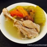 Salted_Vegetable_Duck_Soup