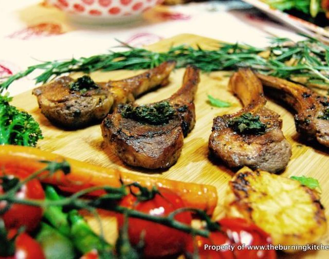 The Ultimate 30-Minute Rosemary Lamb Cutlet Recipe