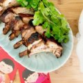 Honey BBQ Pork Ribs