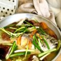 Teochew Steamed Chinese Pomfret – Version 2