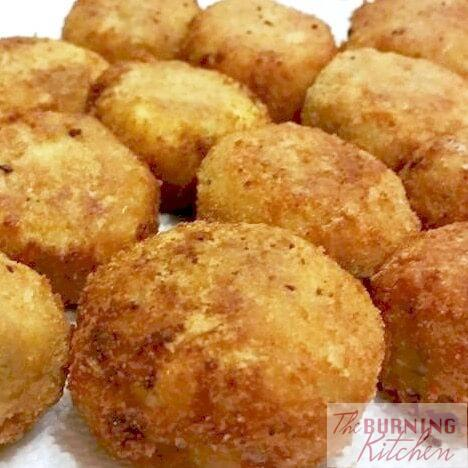 Fish Perkedel (Indonesian Croquette)