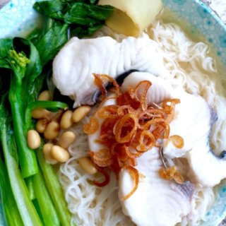 Sliced Fish Mee Sua (Wheat Vermicelli)