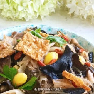 Chap Chye Recipe (Braised Mixed Vegetables)