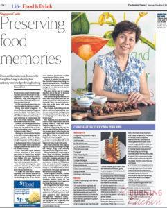 Singapore Cooks: Preserving Food Memories (1 Oct 2017)