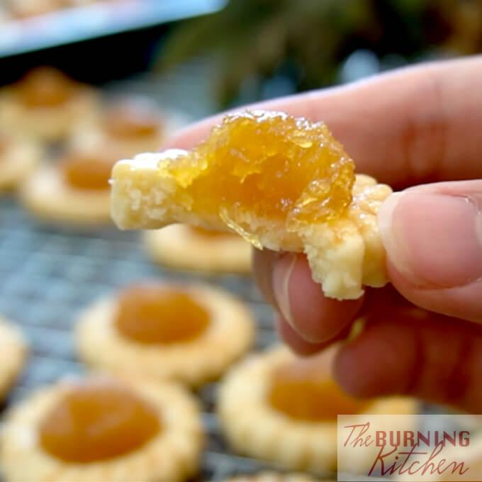 Homemade Pineapple Tarts (凤梨挞 / 黄梨挞): These highly addictive pineapple tarts are made from scratch using homemade chunky spiced pineapple jam, which sit atop a tart pastry that is buttery and crumbly. One piece will not be enough!