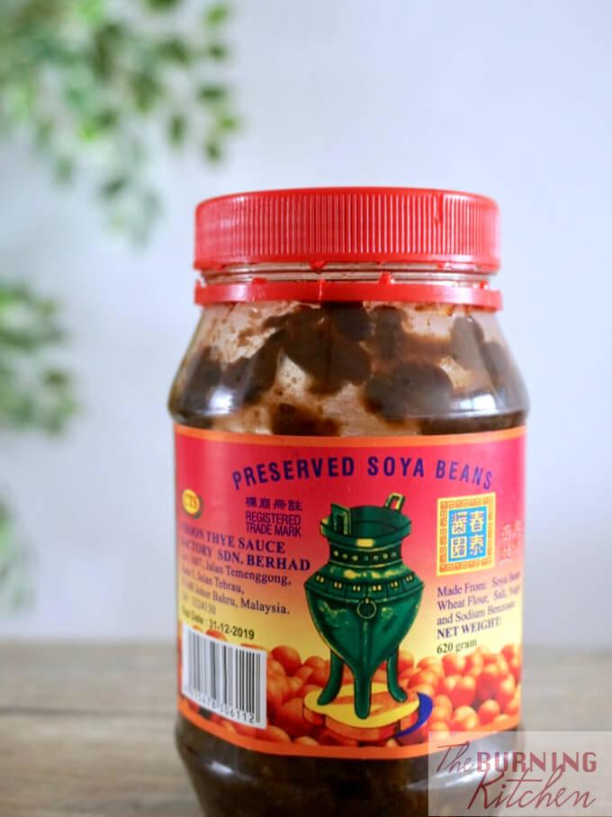 Choon Thye Sauce (CTS), Preserved Soya Beans