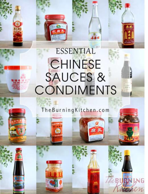 Essential Chinese Sauces