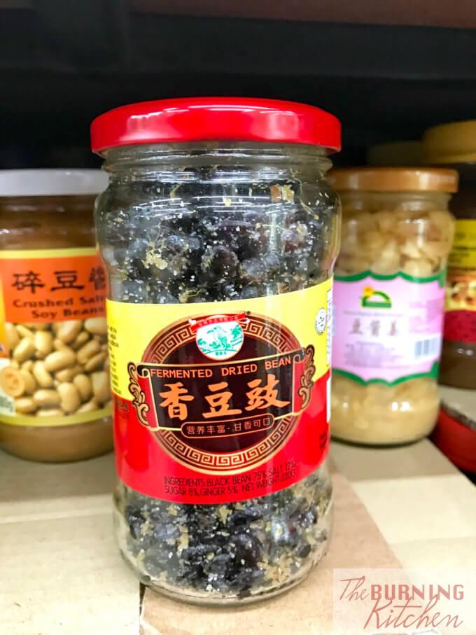Fermented Dried Beans
