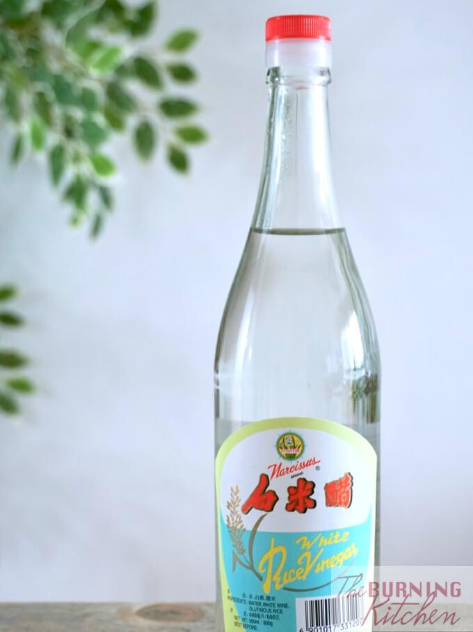 Narcissus Brand, White Rice Vinegar