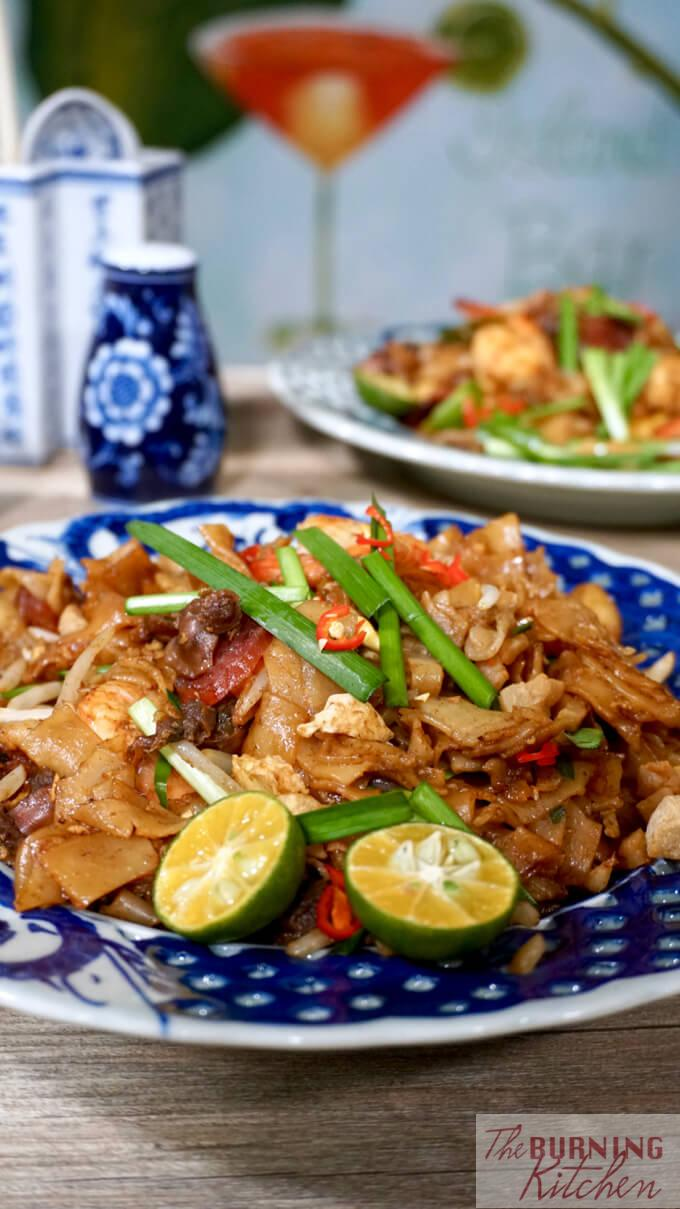Char Kway Teow - Portrait