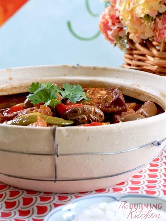 Claypot Tofu 4-3